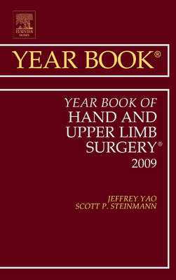 Year Book of Hand and Upper Limb Surgery 2009 - Year Books (Hardback)