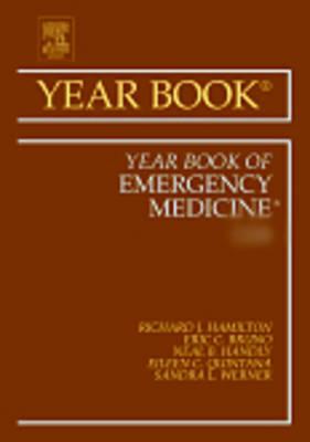 Year Book of Emergency Medicine - Year Books 2009 (Hardback)