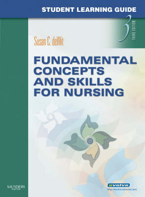 Student Learning Guide for Fundamental Concepts and Skills for Nursing (Paperback)