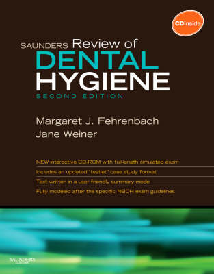 Saunders Review of Dental Hygiene (Paperback)