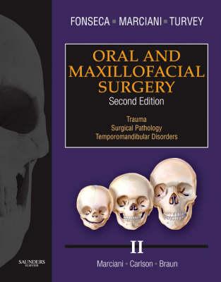 Oral and Maxillofacial Surgery: Volume 2 (Hardback)
