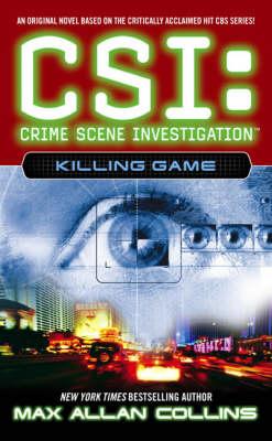CSI Killing Game - CSI: Crime Scene Investigation (Paperback)