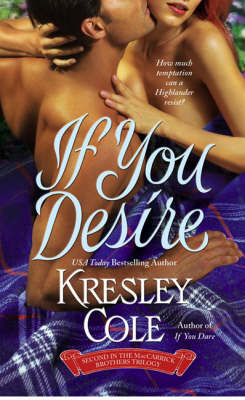 If You Desire - The MacCarrick Brothers 2 (Paperback)