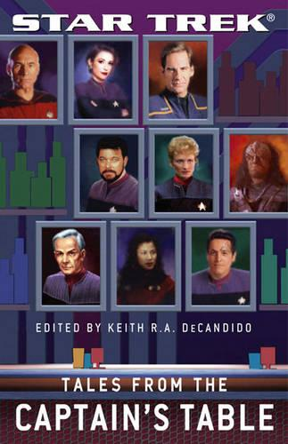 The Captain's Table: Star Trek Anthology (Paperback)