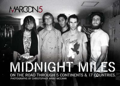Maroon 5: Midnight Miles (Paperback)