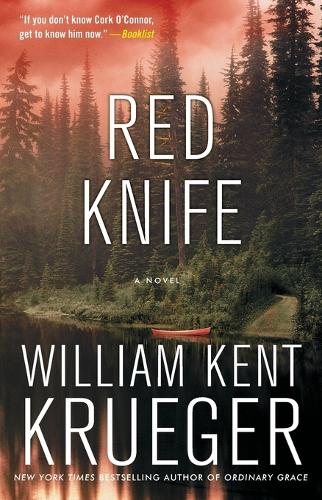 Red Knife: A Novel - Cork O'Connor Mystery Series 8 (Paperback)
