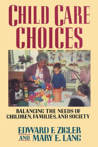 Child Care Choices (Paperback)
