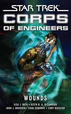 Star Trek: Corps of Engineers: Wounds - Star Trek: Starfleet Corps of Engineers (Paperback)