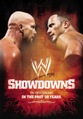 Showdowns: Revisiting the Top 20 Rivalries in the Past 20 Years WWE (Paperback)