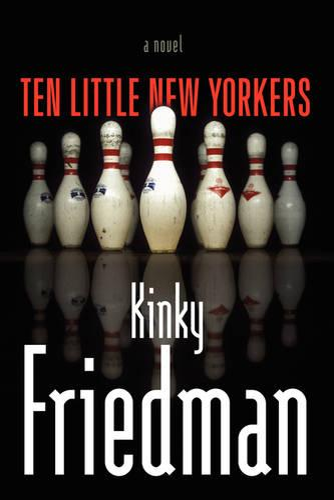 Ten Little New Yorkers (Paperback)