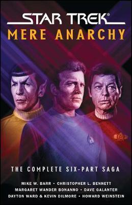 Star Trek: Mere Anarchy - Star Trek: The Original Series (Paperback)