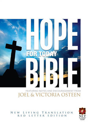 Hope for Today Bible (Leather-Bound Special Edition) (Leather / fine binding)
