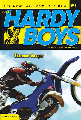 Extreme Danger - Hardy Boys (All New) Undercover Brothers 1 (Paperback)