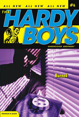 Burned - Hardy Boys (All New) Undercover Brothers 6 (Paperback)