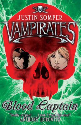 Vampirates: Blood Captain - VAMPIRATES 3 (Paperback)