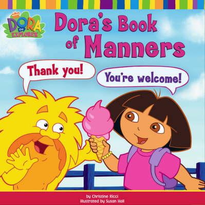 Dora's Book of Manners - Dora the Explorer (Paperback)