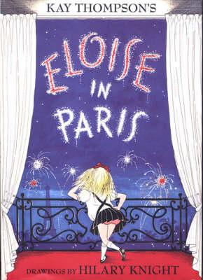 Eloise In Paris (Paperback)