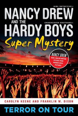 Terror on Tour - Nancy Drew/Hardy Boys 1 (Paperback)