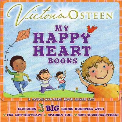 My Happy Heart Books: A Touch-and-Feel Book Boxed Set (Hardback)
