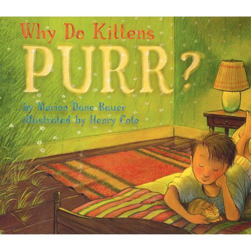 Why Do Kittens Purr? (Paperback)