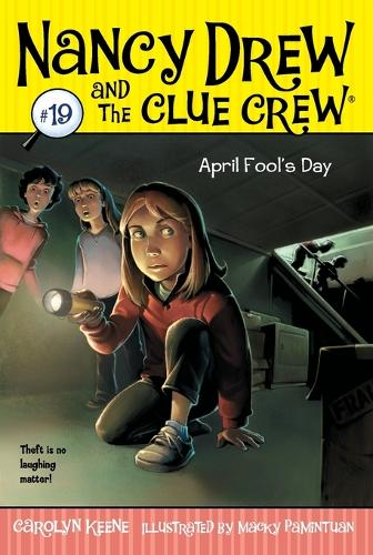 April Fool's Day - Nancy Drew and the Clue Crew 19 (Paperback)
