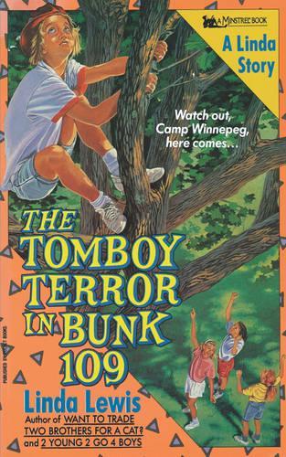 Tomboy Terror in Bunk 109 (Paperback)