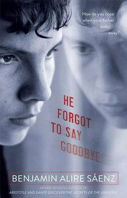 He Forgot to Say Goodbye (Paperback)