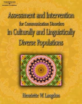 Assessment & Intervention for Communication Disorders in Culturally & Linguistically Diverse Populations (Paperback)