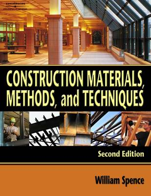 Construction Materials, Methods, and Techniques (Hardback)