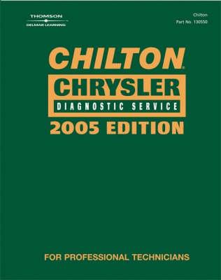 Chilton Chrysler Diagnostic SE (Book)