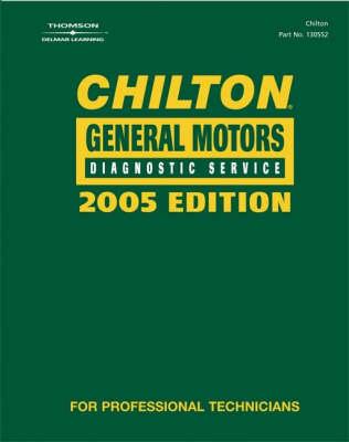 Chilton Gm Diagnostic Service (Book)