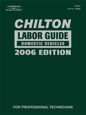 Chilton Labor Gd Mnl,06-Domest (Book)