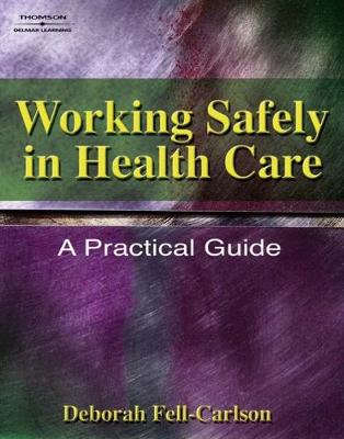 Working Safely in Health Care: A Practical Guide (Paperback)