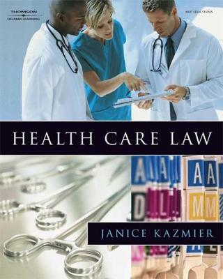 Health Care Law (Paperback)
