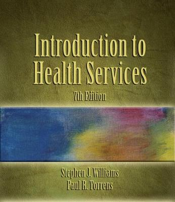 Introduction to Health Services (Hardback)