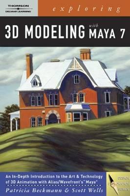 Exploring 3d Modeling with Maya