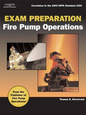 Exam Preparation for Fire Pump Operations