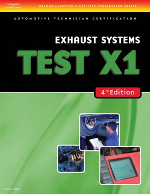 Test Preparation- X1 Exhaust Systems (Paperback)
