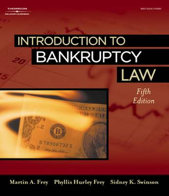 Introduction to Bankruptcy Law (Paperback)