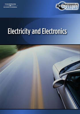 Electricity and Electronics Computer Based Training (CBT) - Professional Automotive Technician Training Series (CD-ROM)