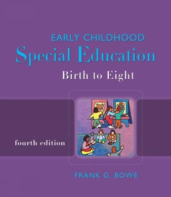 Early Childhood Special Education: Birth to Eight (Paperback)