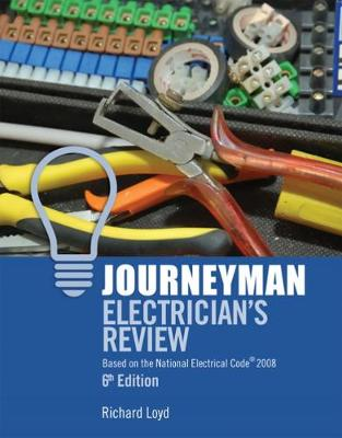 Journeyman Electrician's Review: Based on the National Electrical Code (R) 2008 (Paperback)