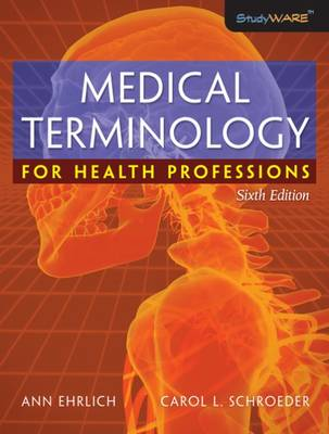 Medical Terminology for Health Professions (Spiral bound)
