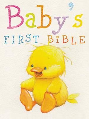Baby's First Bible (Hardback)