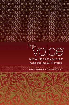 The Voice of New Testament, with Psalms and Proverbs (Hardback)