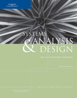 System Analysis and Design (Book)