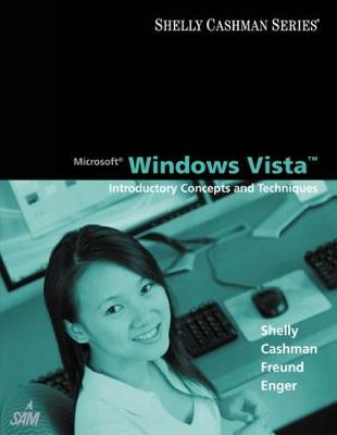 Microsoft Windows Vista: Introductory Concepts and Techniques (Paperback)