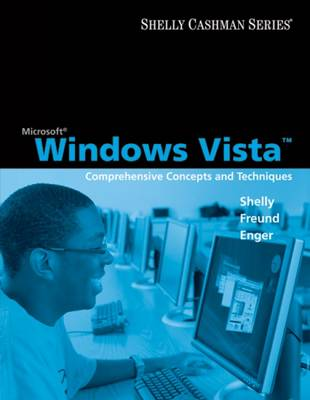Microsoft Windows Vista: Comprehensive Concepts and Techniques (Paperback)