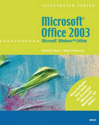 Microsoft Office 2003 - Illustrated Brief (Spiral bound)