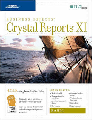 SM Crystal Reports 11 Basic (Book)